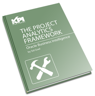 Book Project Analytics Framework Oracle Business Intelligence