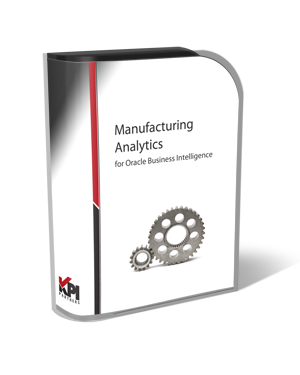 Manufacturing Analytics Oracle Business Intelligence EBS