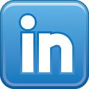 icon linkedin 128