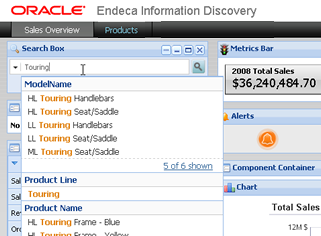 Oracle Endeca Information Discovery Unstructured Data