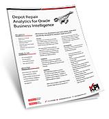 sellsheet depot repair analytics 177