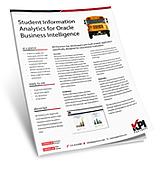Download Information Sheet - Student Information Analytics