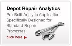 Depot Repair Analytics for Oracle BI