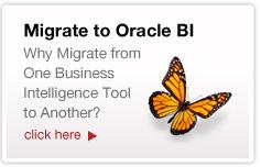 Migrate To Oracle BI