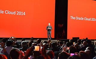 Oracle OpenWorld 2014 Cloud
