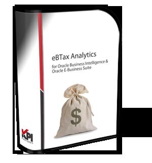 EBTax Reports EBS OBIEE