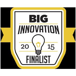 BIG Innovation Award Finalist