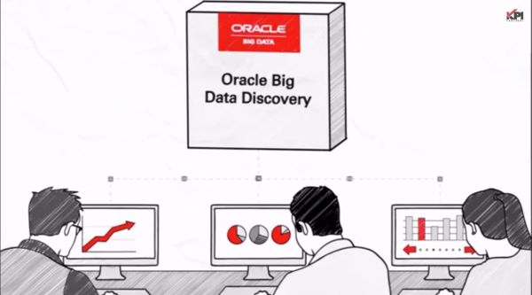 Oracle Big Data Discovery - Share Data