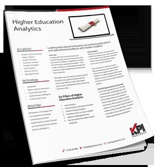sellsheet highereducationanalytics 321