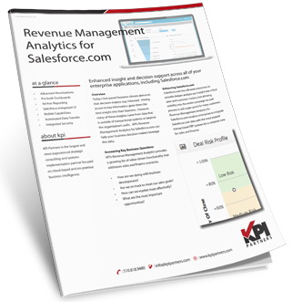 sellsheet RevenueManagementAnalytics 321