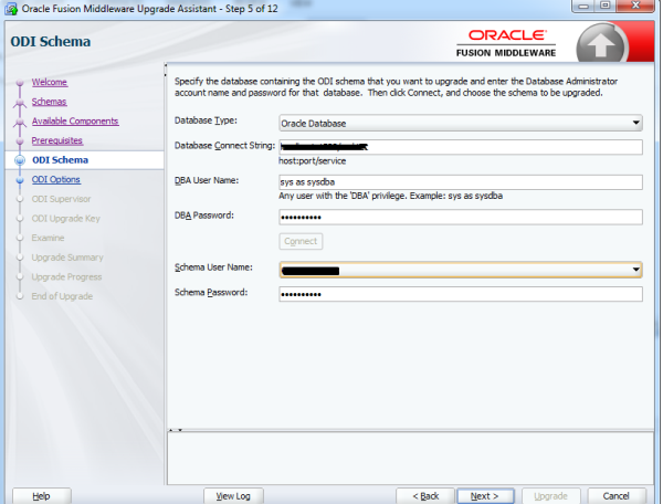 Upgrade repository from ODI 11g to ODI 12C image6 resized 600