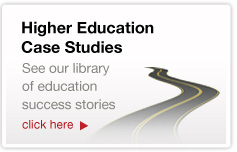 Higher Education Business Intelligence Case Study