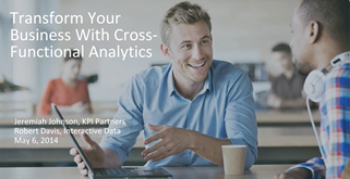 Transform Your Business With Cross Functional Analytics