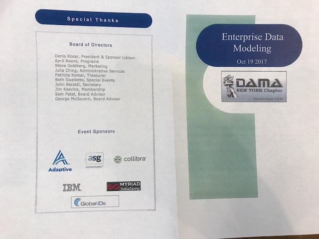 Enterprise Data Modeling