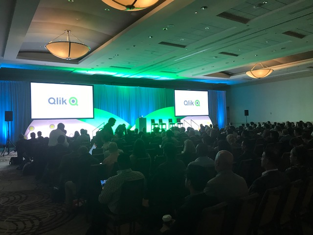 Qlik Visualize Your World: Data Analytics 2017 Tour