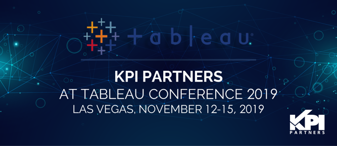 Tableau Conference 2019-2