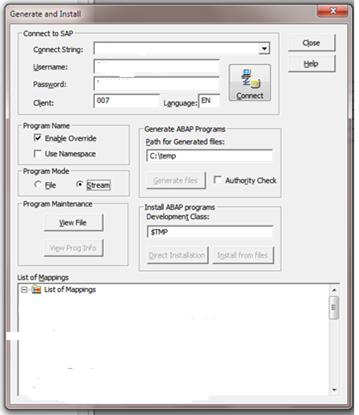 Informatica SAP Connector Explained