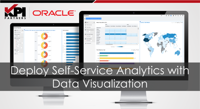Self-Service Analytics with Data Visualization