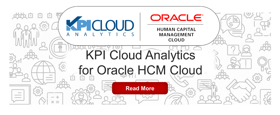 KPI Cloud Analytics for Oracle HCM Cloud
