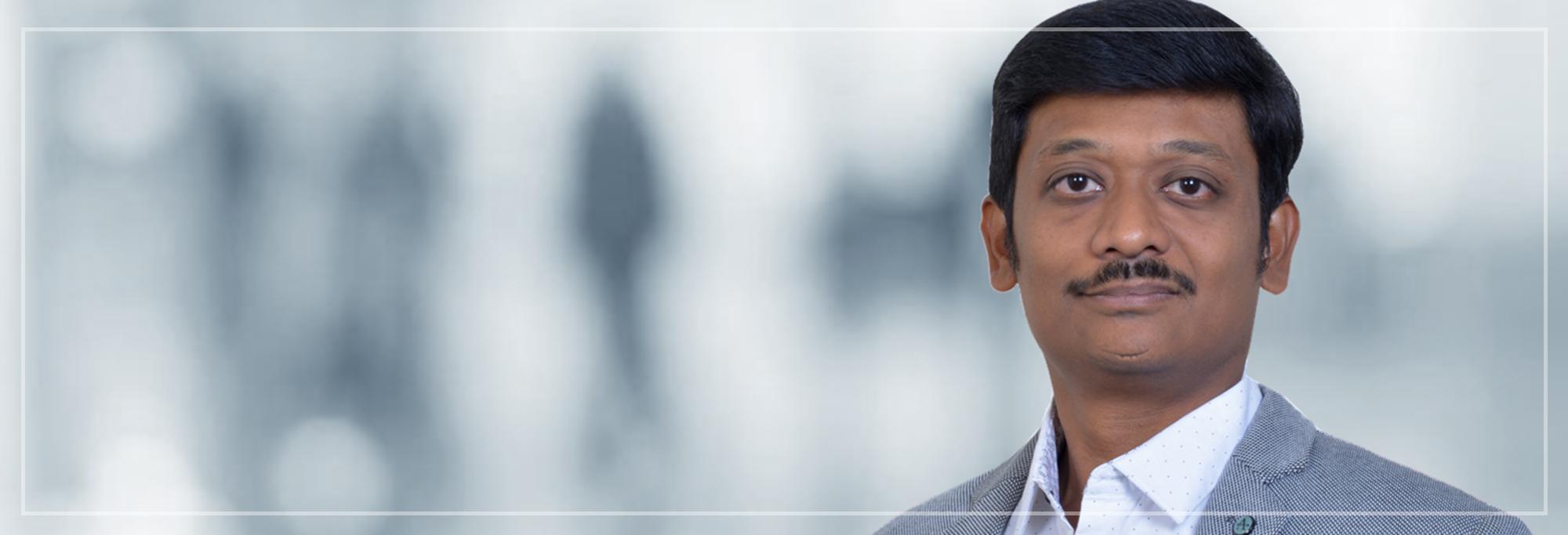 Prashanth Ashwathram KPI