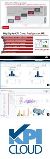 KPI Cloud Analytics for HR