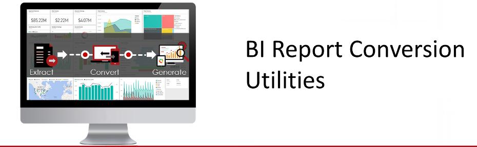 KPI BI Report Conversion Service